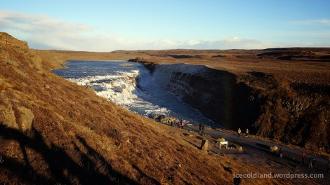 - hello gulfoss! -