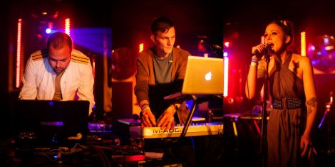 - asonat playing 'live'@ the recent iceland airwaves music festival 2012 -