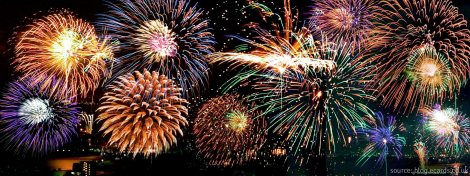 - enjoy an all night fireworks display in reykjavik on new year's eve -