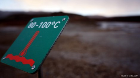 - steaming hot times at geysir geothermal park -