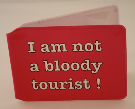 - to be a tourist or not to be? that is the question -
