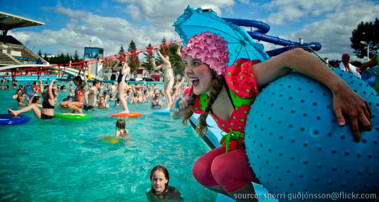 - have fun at reykjavik's many 'cool' geo-pools